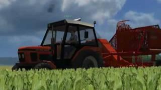 Landwirtschafts-Simulator 2011 Buraczane Zniwa 2011 Multiplayer Game