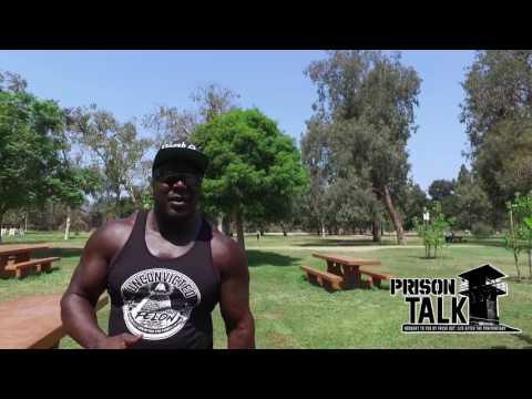 Prison Yard Back Arms Workout - Prison Talk 6.9