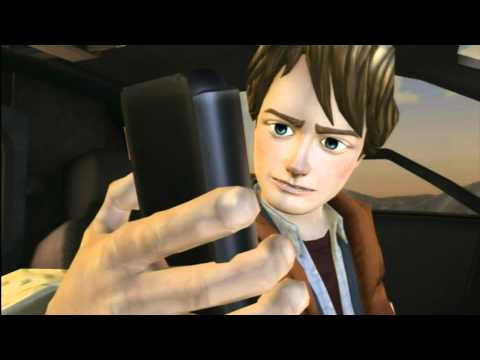 CGR Undertow - BACK TO THE FUTURE: THE GAME EPISODE 1 for PS3 Video Game Review