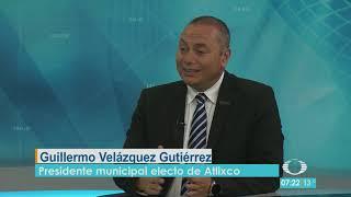 Entrevista Guillermo Velázquez Gutiérrez