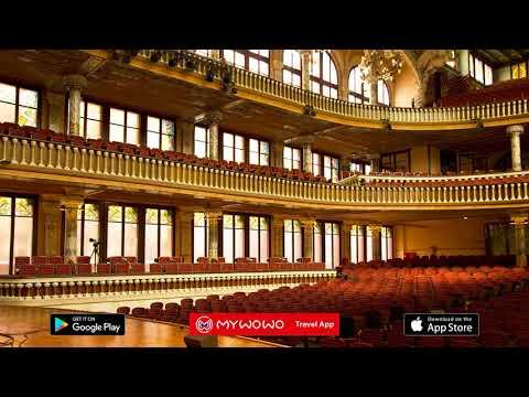 Palais De La Musique Catalane – Présentation – Barcelone – Audioguide – MyWoWo Travel App