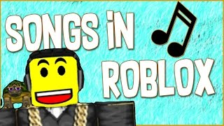 POPULAR SONGS IN ROBLOX