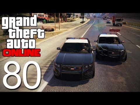 GTA 5 Online - Episode 80 - Terrible Police Work!