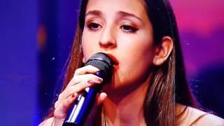 Los jueces se buelven locos con su voz Sofia Delfino Audiciones De La Banda