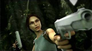 Tomb Raider Anniversary Official Trailers 1 & 2 (Awesome Quality)