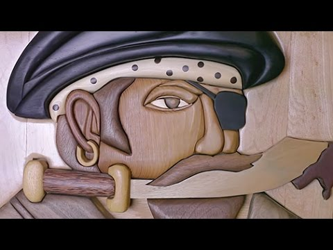Intarsia Woodworking Youtube