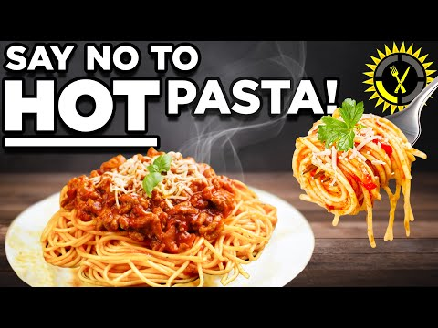 Food Theory: You're Eating Pasta WRONG! - The Food Theorists