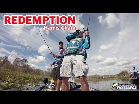 SMC 12:12 - In Search of Monster Bass  - Sight Fishing for Bass without seeing them