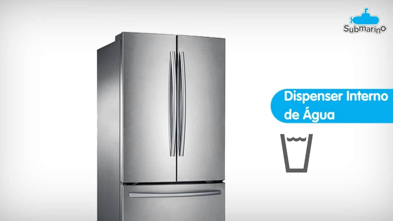 Refrigerador Samsung French Door 543l Submarino Com Br