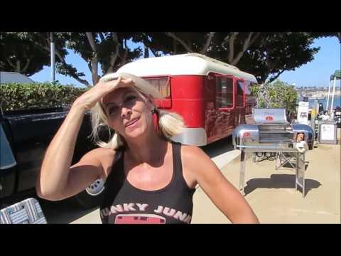 Newport Dunes Vintage Trailer Rally 2016