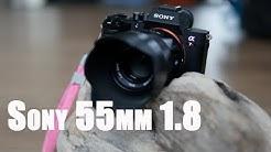 Testbericht Sony 55mm Objektiv an A7 II und A7R III