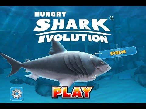 скачать игру голодная акула