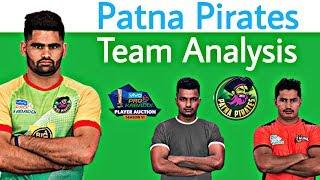 Pkl 2018 Patna Pirates Team Analysis