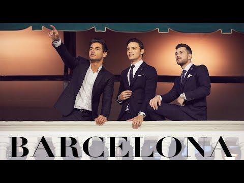 BARCELONA WITH MODELS ANDREA DENVER & MATT HARNACKE | Ali Gordon
