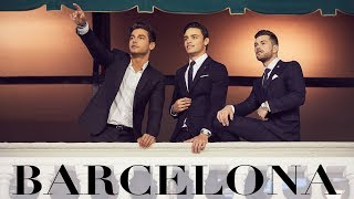 BARCELONA WITH MODELS ANDREA DENVER & MATT HARNACKE | Ali Gordon