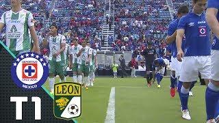 Cruz Azul vs León - 1T - 4tos de final - Vuelta - (Torneo Clausura 2014)