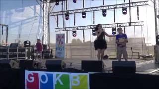 19.06.2016 Aleksandra Dąbrowska SHINE - Disco Polo Show Krasne