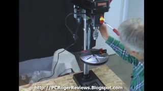 Craftsman Drill Press Review - 12 In Bench Top Drill Press