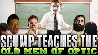 Teaching The Old Men of OpTic