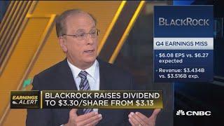 Watch BlackRock CEO Larry Fink break down the company