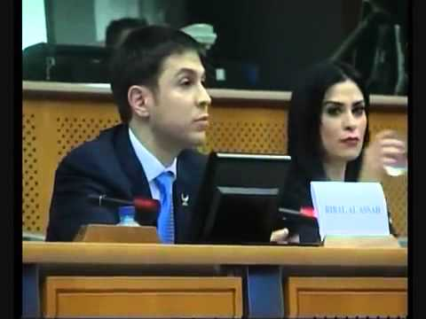 The conference on Syria in the European Parliament