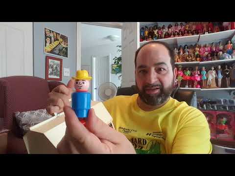 Toy Talk: Fisher Price Little People Sets From The 1970s