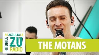 The Motans August Live La Radio ZU