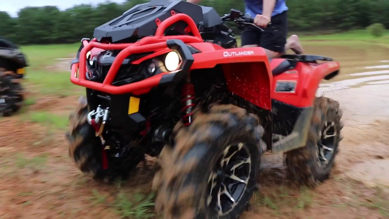 How Fast Can My 2018 Can-am 850 Xmr Go