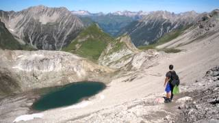 Hiking Across the Alps (Director's Cut)