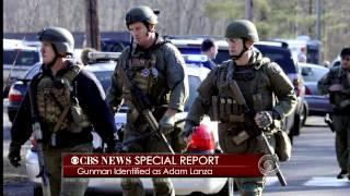 Conn. school shooting gunman identified as Adam Lanza