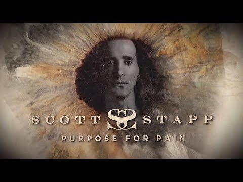 SCOTT STAPP - Purpose For Pain (Visualizer Video) | Napalm Records