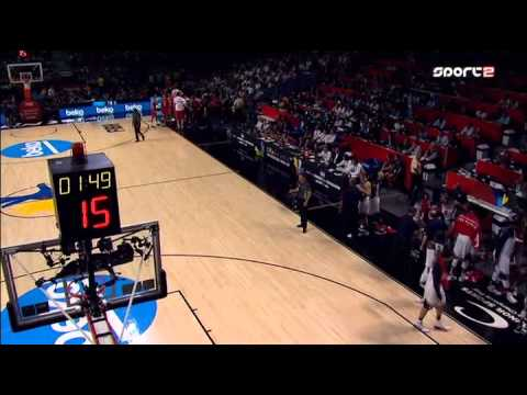 FIBA World Cup  FINAL 2014 USA vs Serbia