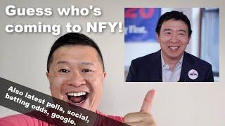 State of #Yang2020 after CNN debate!