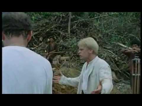Klaus Kinski  Wutausbruch am Filmset von 'Fitzcarraldo'