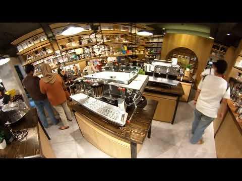 Mencoba Pengalaman 360 Video Di Otten Coffee Senopati - Jakarta