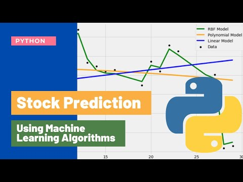 Stock Predictions Using Machine Learning Algorithms