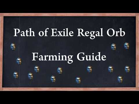 Regal Orb Recipe & Farming - Path of Exile How to Get Regal Orb?