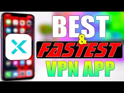 The BEST and FASTEST Free VPN App ** Unlimited Use **