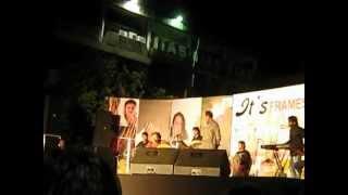 Duplicate Nusrat Fateh Ali Khan Pakistani Singer Live at Chandigarh