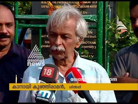 Thiruvananthapuram Corporation restore Netaji's statue to original state