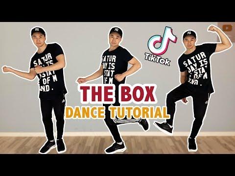 The Box Tik Tok Dance Tutorial (Step By Step)