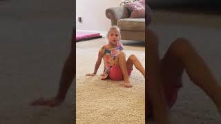 Beginner Gymnastics Fun