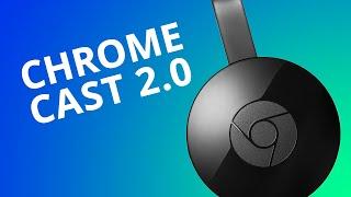 Novo Chromecast 2.0 2015: será que vale a atualização? [Análise]