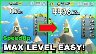 How to MAX LEVEL Ground driller - speed up | cách tăng tốc khai thác trong game máy khoan vô địch