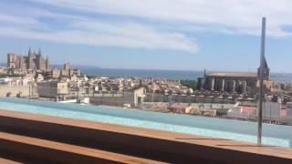 my LOVELY WEDDING - Honeymoon-Tipp: Spanien - Nakar Hotel Palma de Mallorca traumhaftem Ausblick