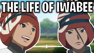 Iwabee Yuino (Naruto) ၏ဘဝ