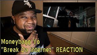 Moneybagg Yo - Break Da Internet | REACTION