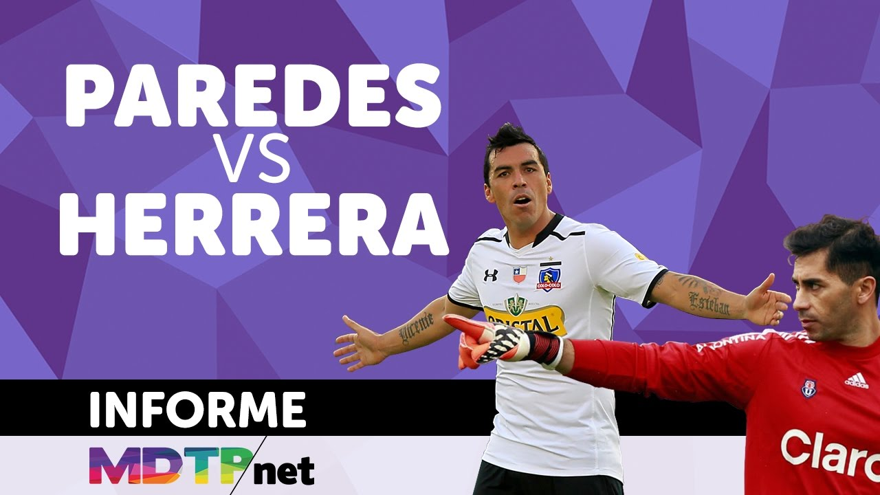 paredes vs herrera youtube