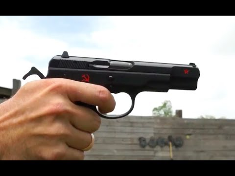 Single action and double action semi-auto pistol differences