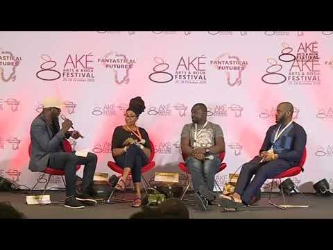 Nnedi Okorafor speaks on working with Director C.J. Obasi